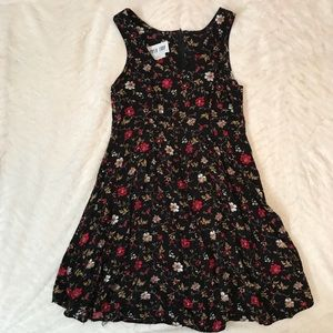 90s Floral Byer Too! Dress